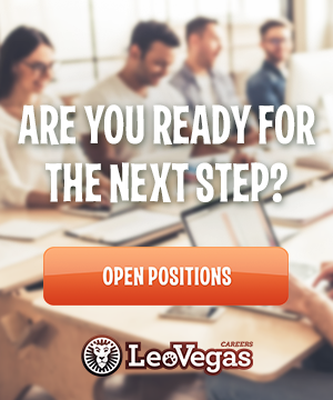 Find a job at LeoVegas careers